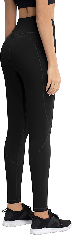 High Waisted Tummy Control Pants HOFI Yoga Pants for Women Workout Running Yoga Leggings with Pockets