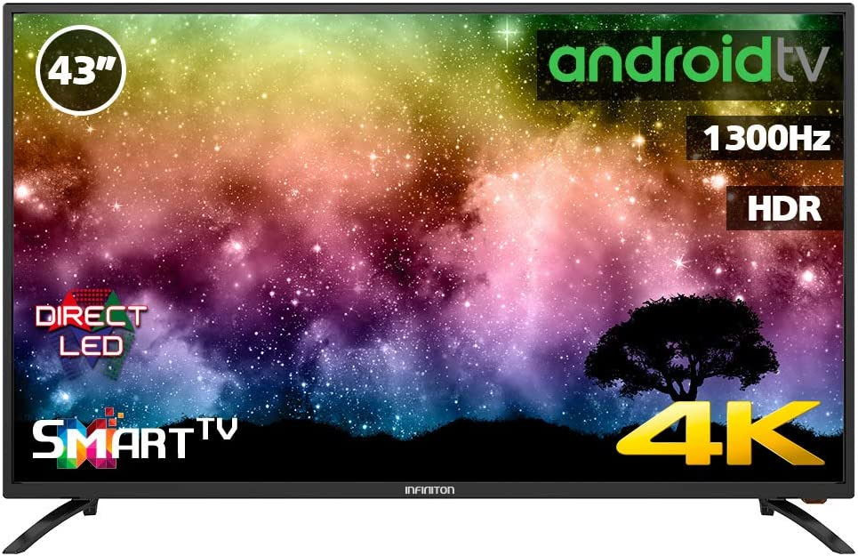 Tv 43 pulgadas smart tv