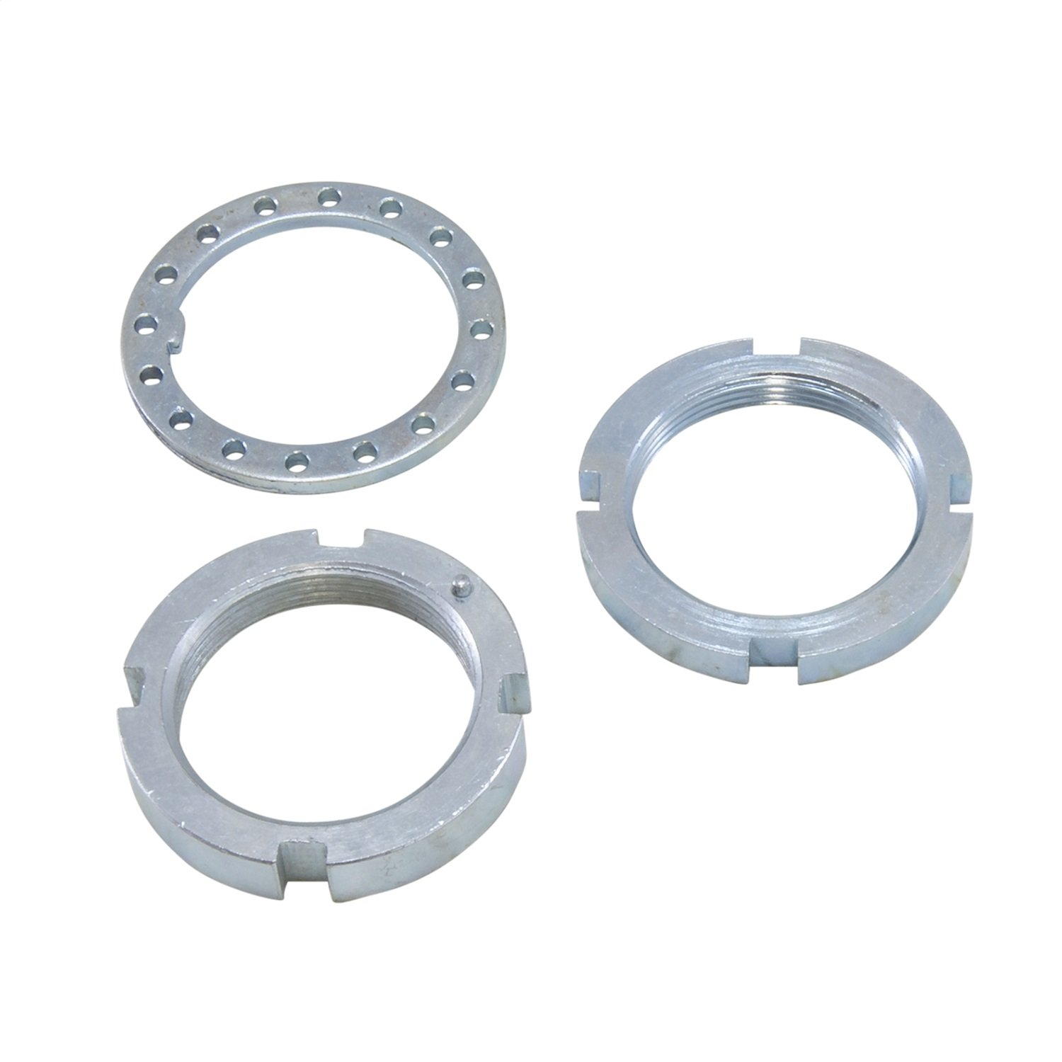 Yukon Gear & Axle (AK D44-NUTS-CJ) Replacement Spindle Nut & Washer Kit for Dana 30/Dana 44