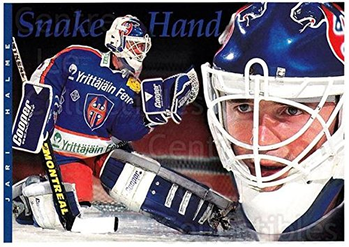 fan products of (CI) Jari Halme Hockey Card 1994-95 Finnish Tappara Tampere Postcards 3 Jari Halme