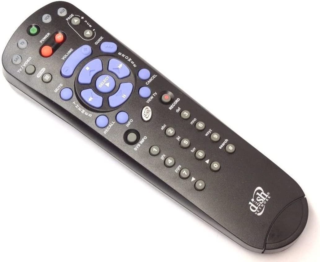 DishNetwork 1.5 IR Universal Remote Control Model # 113268