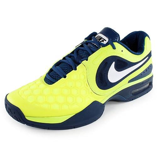Nike Zapatillas de Tenis para Hombre 40, Color Amarillo