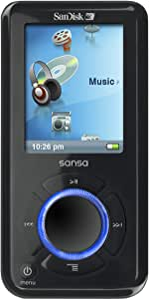 SanDisk Sansa e260 4Gb MP3 Player with Radio