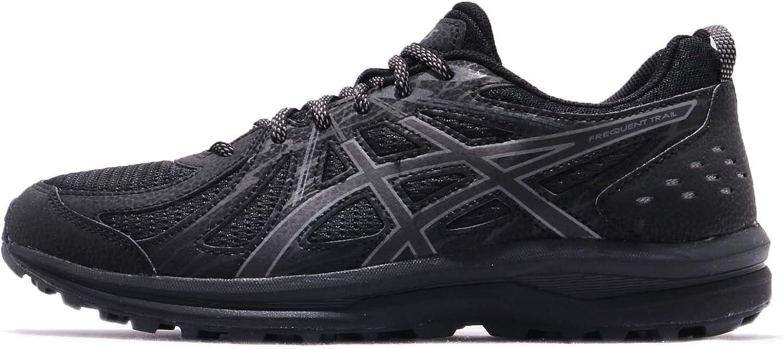 ASICS 1011A034-, Zapatillas de Running para Hombre, Negro 1011a034 001, 45 EU: Amazon.es: Zapatos y complementos