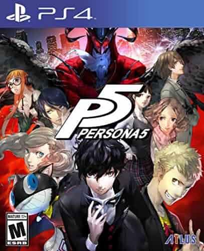 Persona 5 - Standard Edition - PlayStation 4