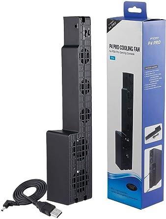 Ventilador de refrigeración externo USB blanco Dobe para ...