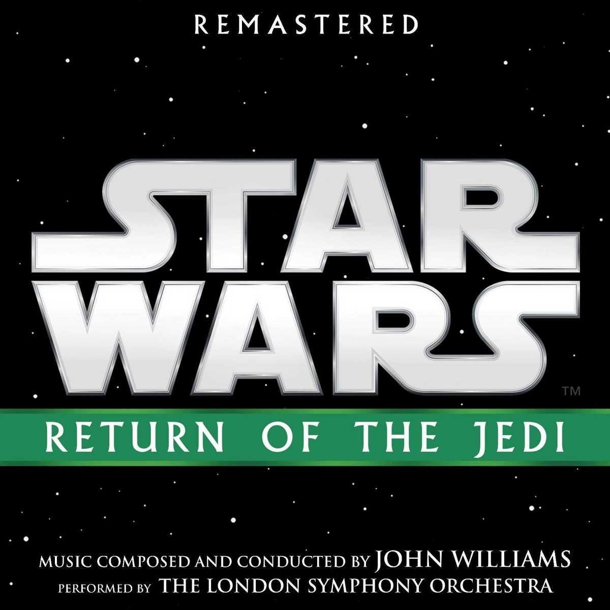 CD : John Williams - Star Wars: Return Of The Jedi (original Soundtrack)