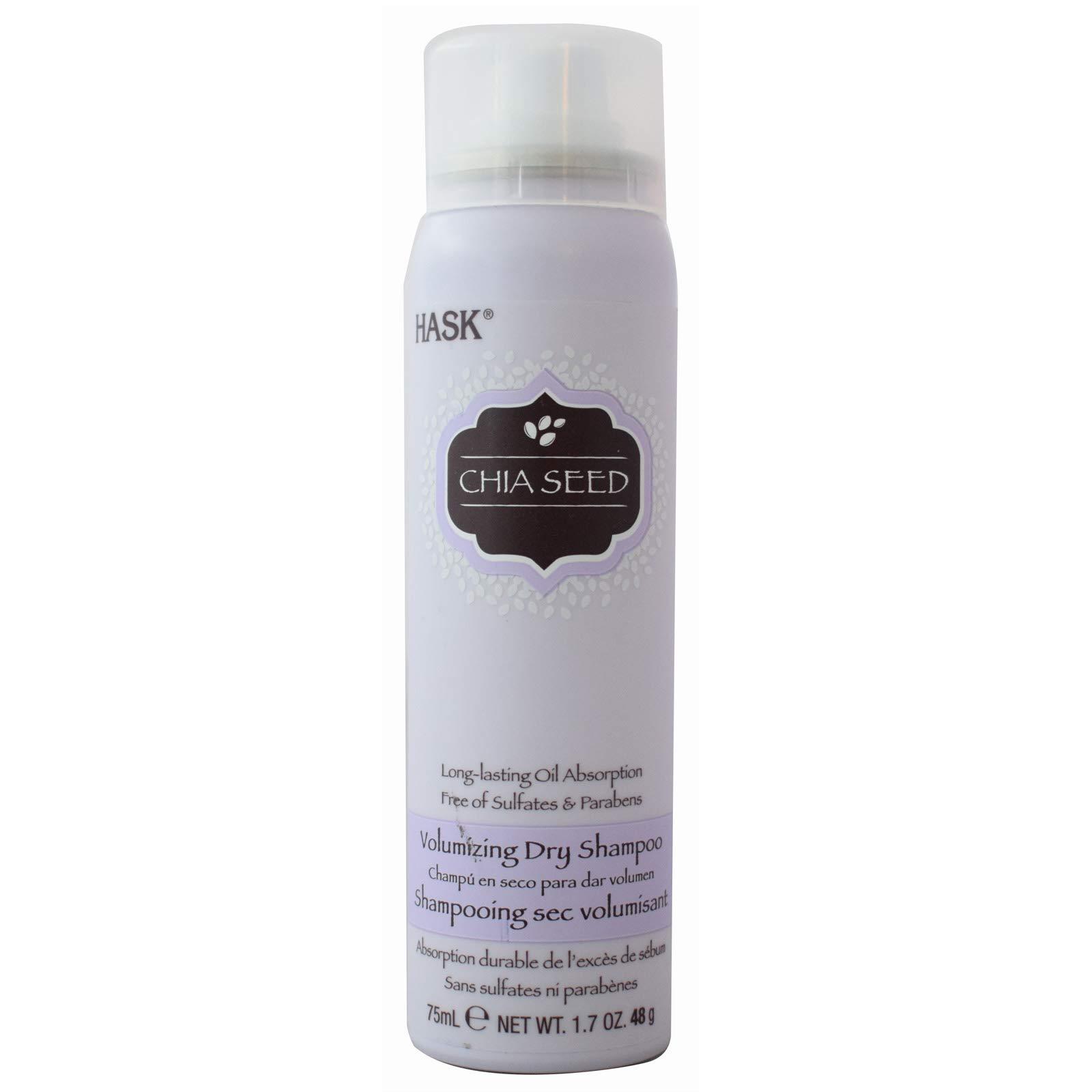 Amazon.com: Hask Shampoo Dry Chia Seed 6.5 Ounce (192ml