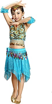 Grouptap Bollywood India Baby Girl Kids Little Princess Vestido de ...