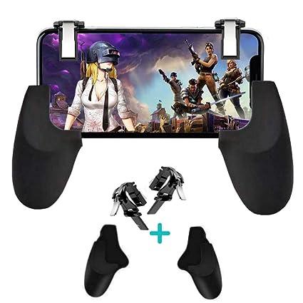 Amazon com: Mobile Game Controller [Upgrade Version] Mobile Gaming