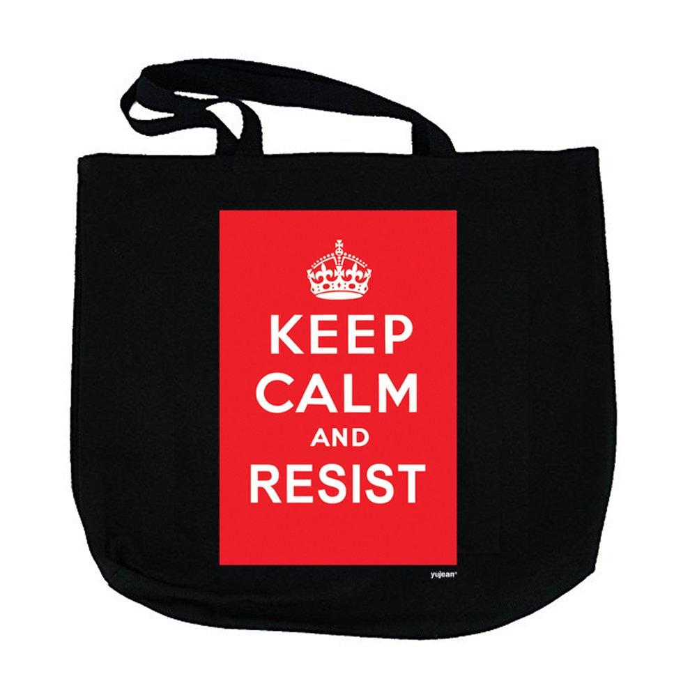 割引 ブラックコットンキャンバストートバッグ ブラック B07C6GQJ8P ブラック Keep Calm Keep Keep B07C6GQJ8P Calm, 鳳来町:8f6e2d56 --- rarspoliplas.com
