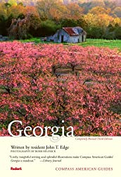 Compass American Guides: Georgia, 3rd Edition (Full-color Travel Guide)