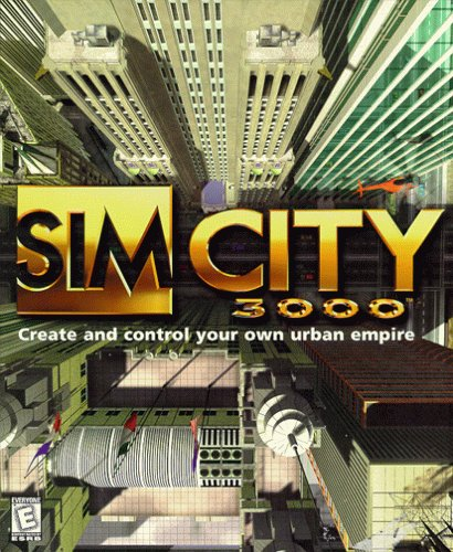 SimCity 3000 - PC - Mall Great North