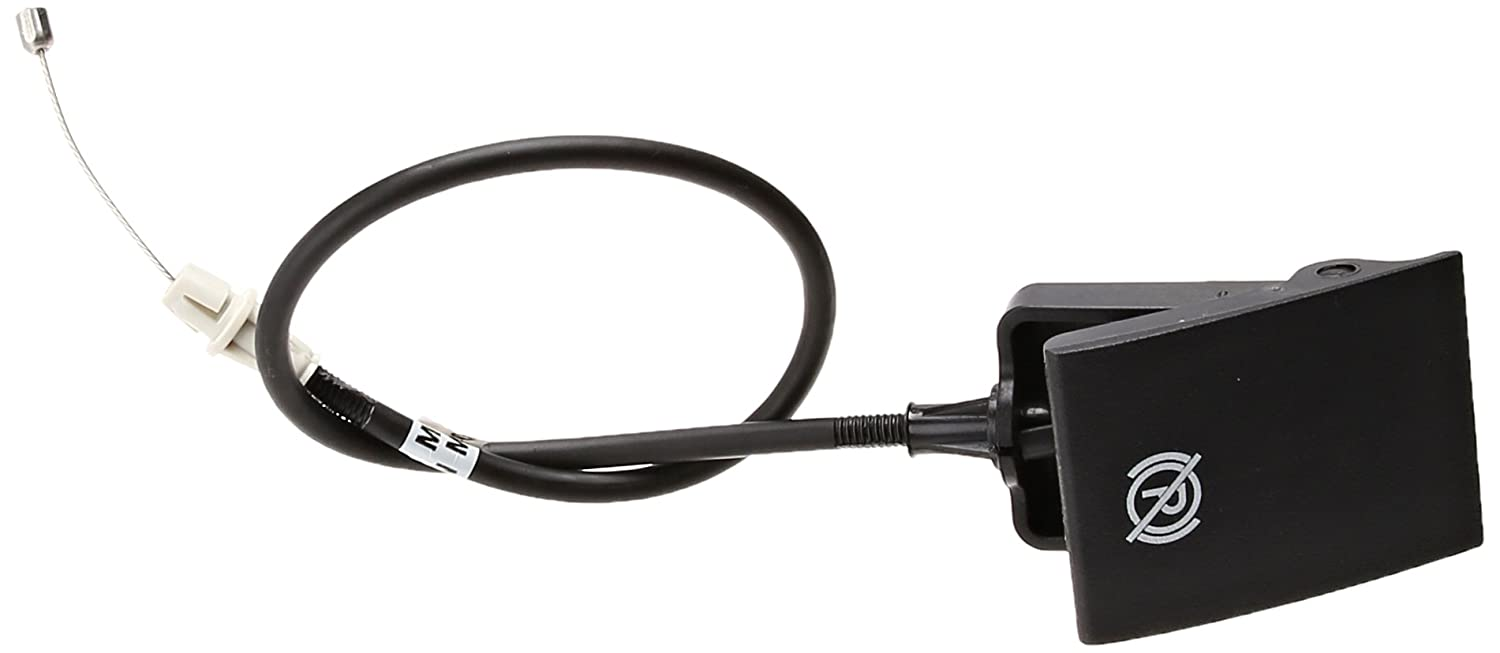 PT Auto Warehouse PRC-71310 - Parking Brake Cable with Handle Assembly