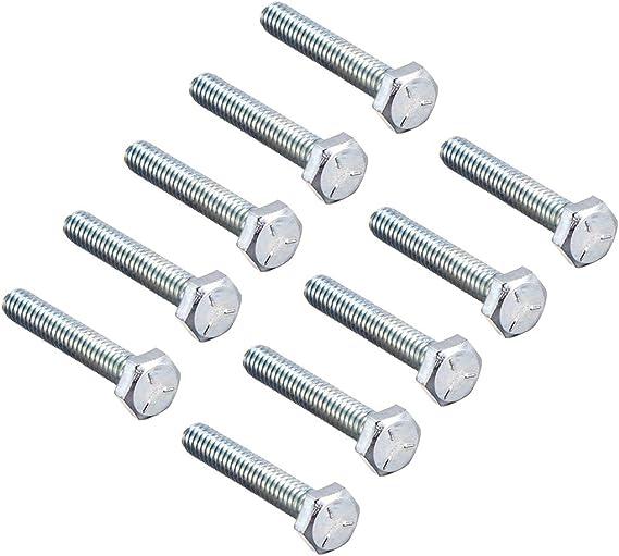 3//10,2/cm en acier inoxydable 304/Vis /à t/ête hexagonale Boulons Fastener Carte de Source 3//8 16/x 1