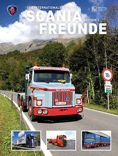 Das internationale Buch der Scania Freunde Edition1