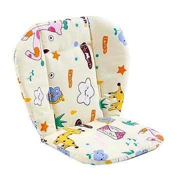 Peachy Amazon Com Baby Giraffe Stroller Pushchair Seat Cushion Evergreenethics Interior Chair Design Evergreenethicsorg