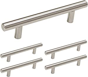Wrought Iron Cabinet Hardware Cabinet Door Pulls Bathroom Vanity Hardware with 5 1//2 Hole Spacing Door Handle 0904 Drawer Pulls