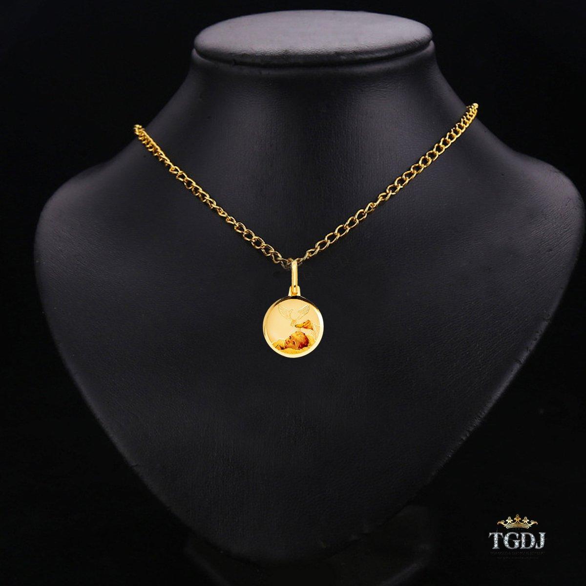Top Gold /& Diamond Jewelry 14k Yellow White Rose Gold CZ Religious Praying Hands Pendant