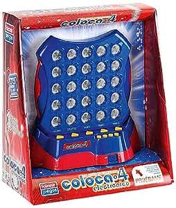 Juego Coloca 4 Electronico