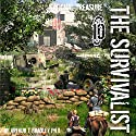National Treasure: The Survivalist, Book 10 Audiobook by Arthur Bradley Narrated by John David Farrell