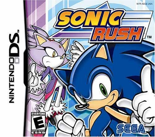 The 9 best sonic rush ds game for 2019