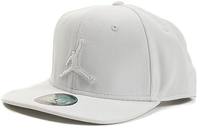 Nike Jordan Jumpman Snapback Gorra de Tenis, Unisex Adulto, Summit ...