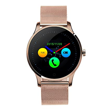 Amazon.com: LGYD Smartwatch K88H 1.22 inch 2.5D Curved ...