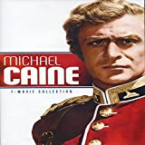 Michael Caine: 7 Movie Collection (Battle of Britain, Dressed to Kill, Play Dirty, Quills, The Whistle Blower, Without a Clue, Zulu)