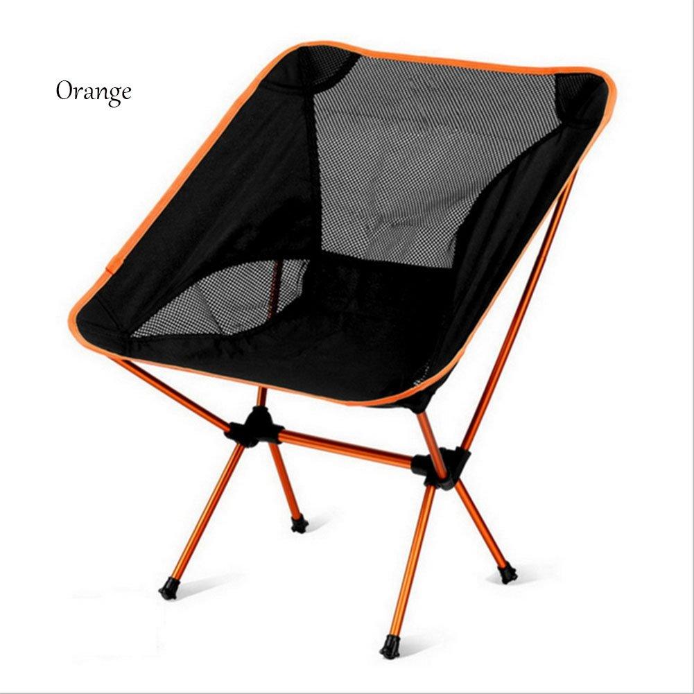 Klappstuhl Im Freien Portable Aluminiumlegierung Angeln Stuhl Freizeit Stuhl