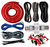 Best Amp Wiring Kits - SoundBox Connected 4 Gauge Amp Kit Amplifier Install Review