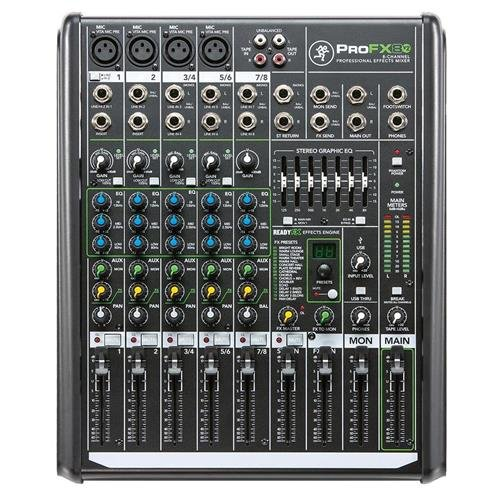 7 Channel Mixer - 1