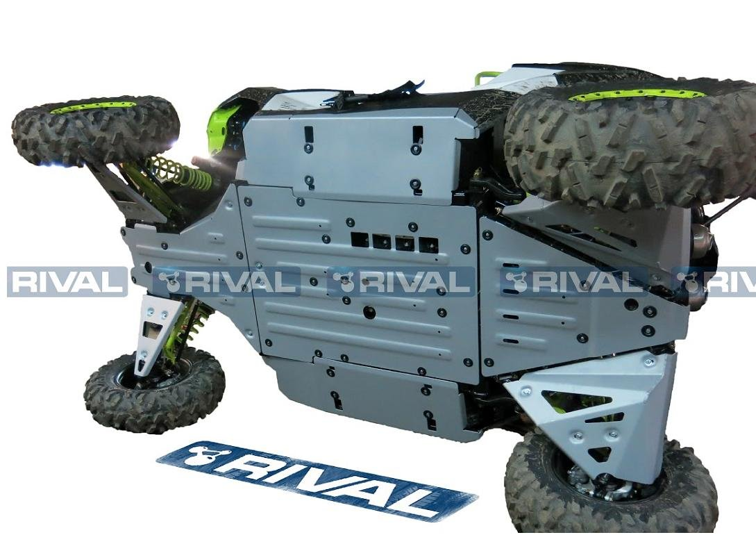 Rival delantera y trasera CV Guard para BRP Can-Am Maverick 1000 x DS DPS 2015 - 2016: Amazon.es: Coche y moto