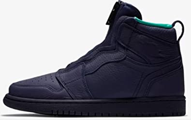 super popular 598fb 021e5 Jordan Womens Air Jordan 1 High Zip Womens Aq3742-403 Size 12