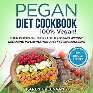 Pegan Diet Cookbook Audiobook