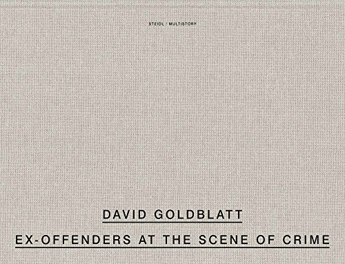 David Goldblatt: Ex Offenders at the Scene of Crime: South Africa and England, 2008-2016