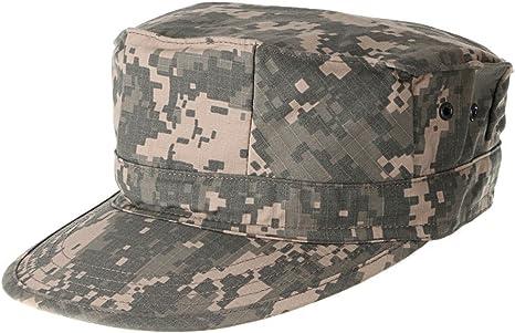 Sombrero militar del octágono del ejército Ranger soldado Cap sombreros de combate para actividades al aire libre: Amazon.es: Deportes y aire libre
