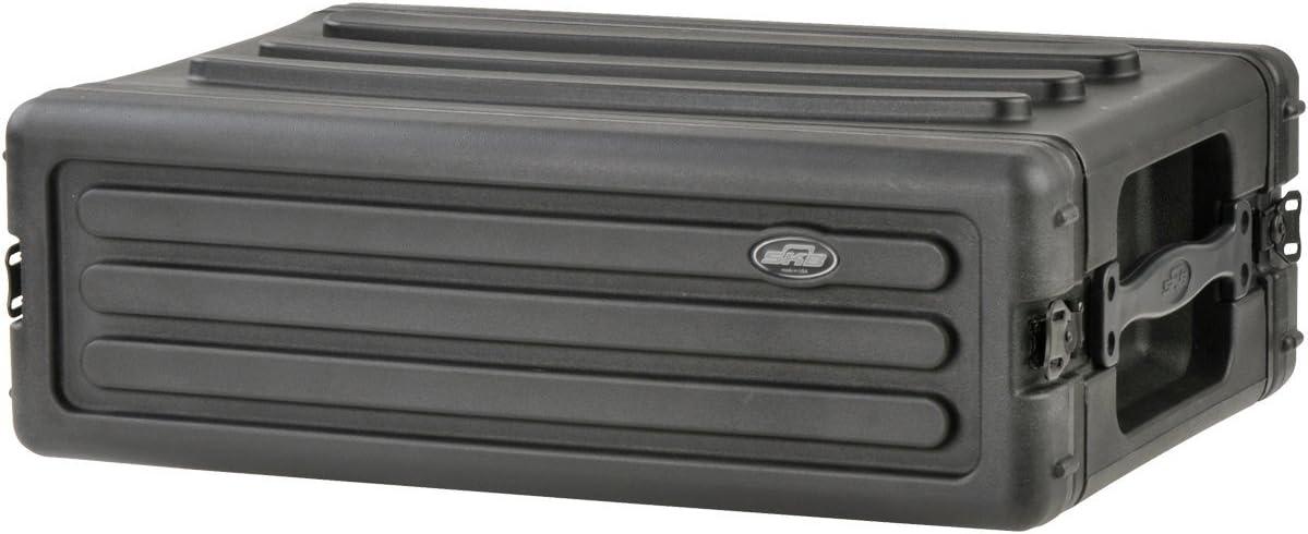 SKB Roto-Molded 3U Shallow Rack