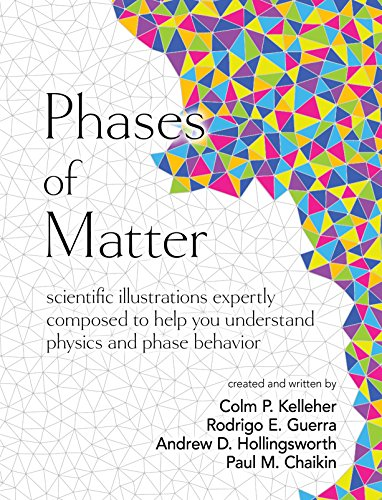 Phases of Matter: An Introduction (Adult Coloring Book), Colm ...