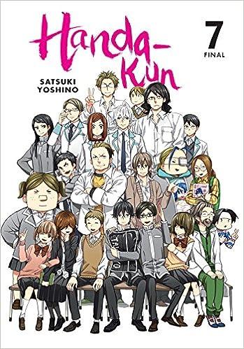 Vol Handa-kun 2 NEU Taschen Buch  Satsuki Yoshino