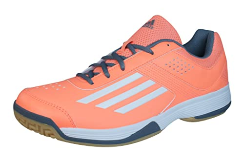adidas Counterblast 3 Womens Handball Sneakers/Shoes-Orange-12