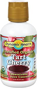 Dynamic Health Organic Tart Cherry Concentrate 16 Servings