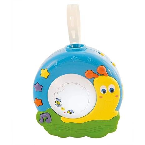 Bieco 11022590 - Luz nocturna y proyector para bebés y niños ...