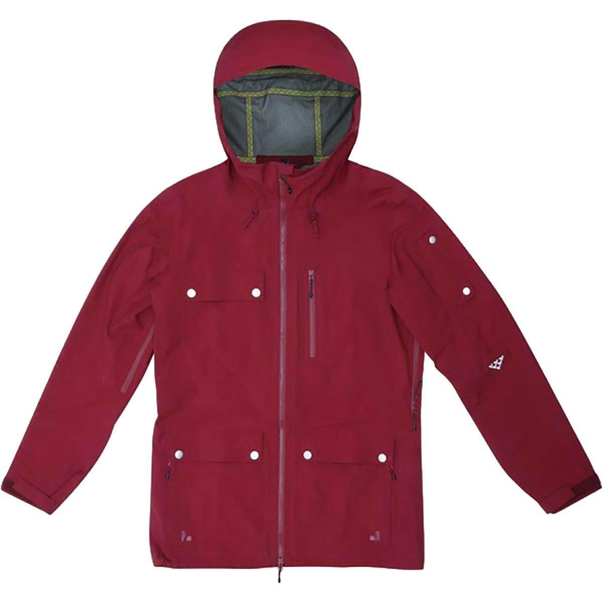 期間限定特別価格 [ブラック B07CXKCTL5 クロウズ] メンズ ジャケット [並行輸入品]&ブルゾン Corpus 3L Jacket [ブラック [並行輸入品] B07CXKCTL5 M, 浄法寺町:bb13ab87 --- arianechie.dominiotemporario.com
