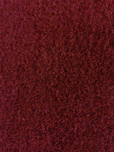 - Aqua Turf Boat Carpet - Garnet Color - Sold by the Yard
