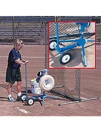 Amazon Com Pitching Machines Training Equipment Sports