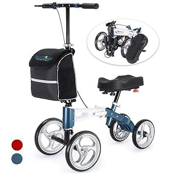 Amazon.com: Health Line - Rodillera compacta de aluminio con ...