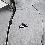 Nike Mens Tech Fleece Full Zip Hoodie Sweatshirt