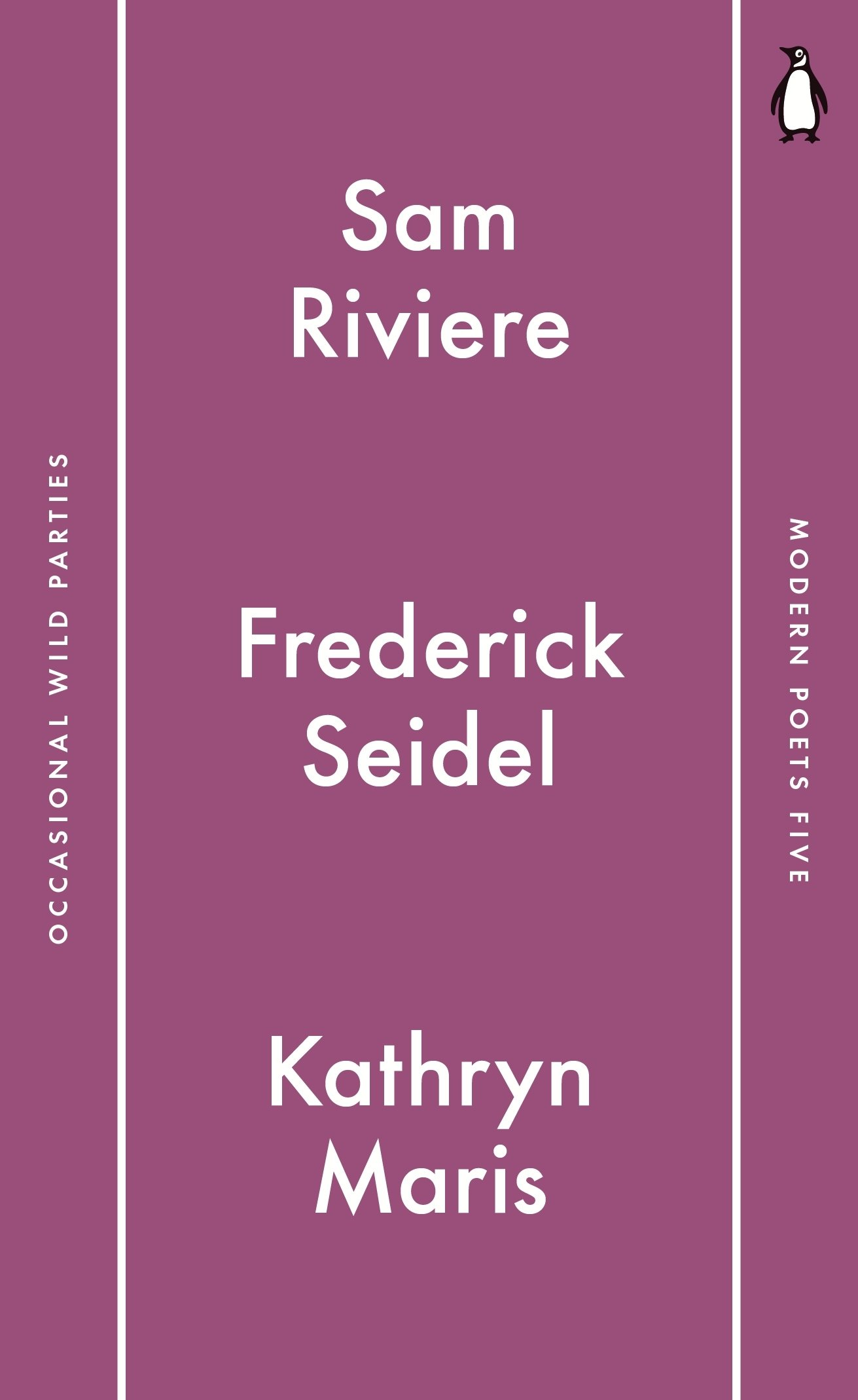 Penguin Modern Poets 5: Occasional Wild Parties PDF