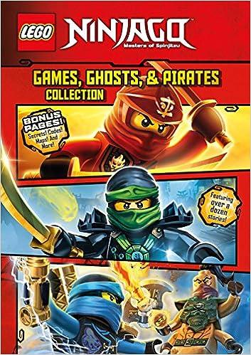 LEGO NINJAGO GAMES GHOSTS & PIRATES COLLECTION: Amazon.es ...